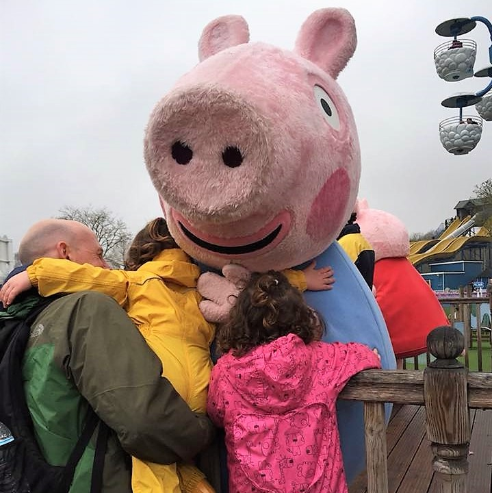 Peppa Pig World, Paultons Theme Park