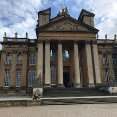 Blenheim Palace Country House