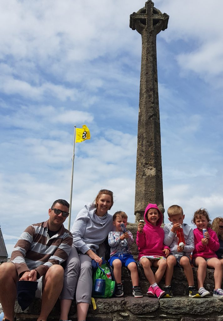 A family holiday in St David's in Pembrokeshire